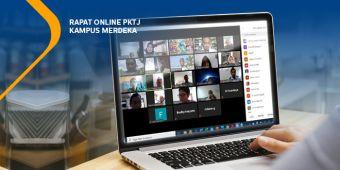 Rapat Online Kampus Merdeka (PKTJ Tegal)