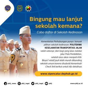 Jadwal SIPENCATAR  Kementerian Perhubungan 2020
