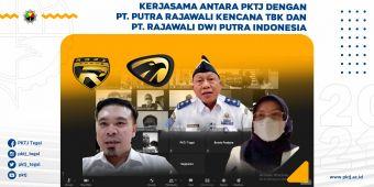 Kerjasama Antara PKTJ Dengan PT. Putra Rajawali Kencana TBK dan PT. Rajawali Dwi Putra Indonesia