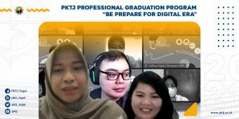 PKTJ Professional Graduation Program Be Prepare For Digital Era