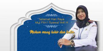 Segenap Civitas Akademika PKTJ mengucapkan Selamat Hari Raya Idul Fitri 1441 H.