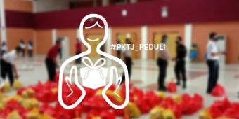 PKTJ Laksanakan Aksi Bina Lingkungan untuk Pencegahan COVID-19