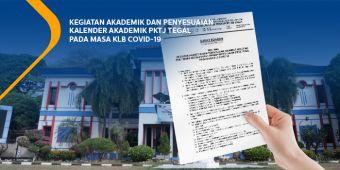 Surat Edaran Kegiatan dan Penyesuaian Akademik PKTJ