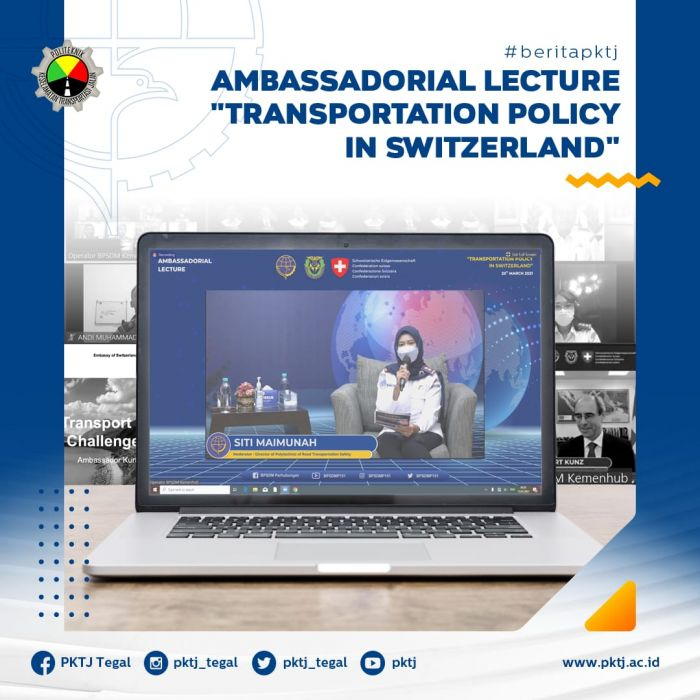 Ambassadorial Lecture: Transportation Policy in Switzerland