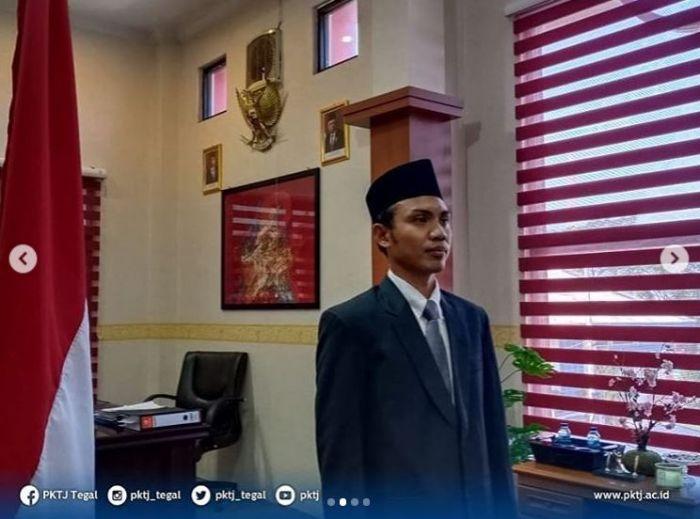 Selamat dan sukses atas dilantiknya Bapak Abdul Rokhim, SE.,M.Sc sebagai Kasubbag Umum PKTJ Tegal