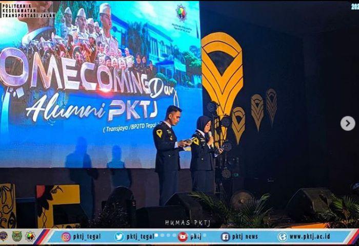 Home Coming Day Alumni Politeknik Keselamatan Transportasi Jalan 2020