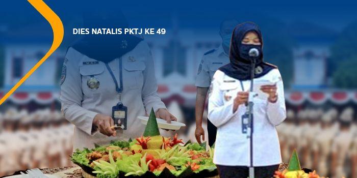 Acara Potong Tumpeng Dies Natalis PKTJ ke 49